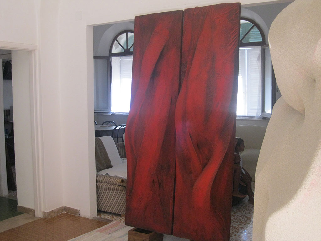 dune-rosse-2013-trittico-190x75-alluminio-tessuti-resine-1